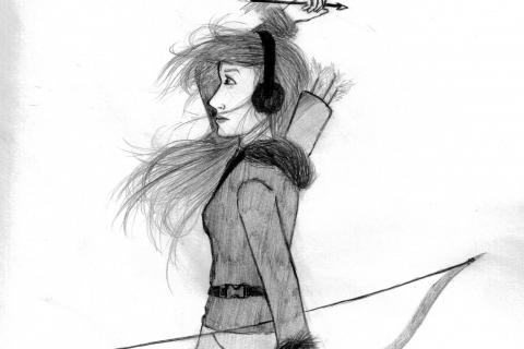 aisha_2014 - Archer