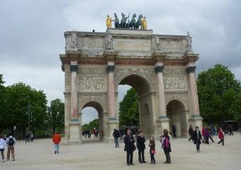 Arc de Triomphe_smaller_P1010765